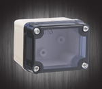 Waterproof Junction Box-Europe Series(IP65)-Transparont Cover